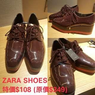 新年清貨大減價 全新 ZARA Shoes