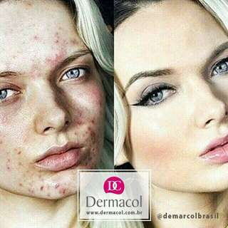 DERMACOL FaSHion Makeup set.
