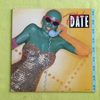 BLIND DATE. (PROMOTIONAL COPY) vinyl record