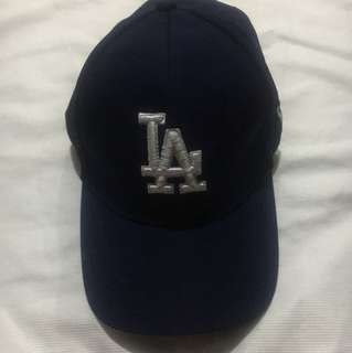 LA Navy Blue Cap