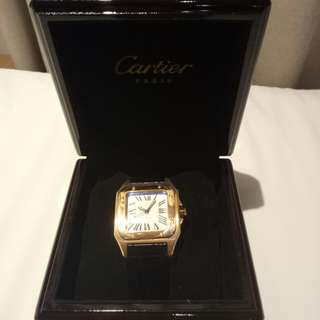 Jam tangan cartier paris