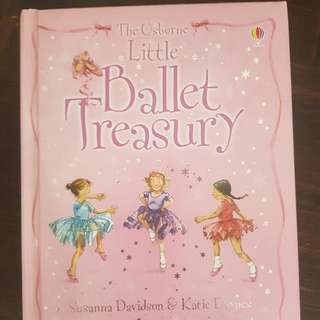 Usborne Little Ballet Treasury