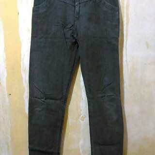 Celana Jeans Cowok Model Pensil