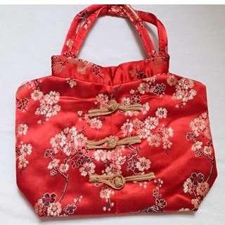 🌼 ORIENTAL BAG FOR MANDARIN ORANGES