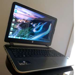 HP Pavilion 15 Laptop - Intel Core i7 - 8GB RAM - 750 GB HDD