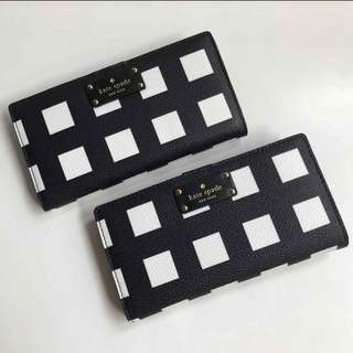 Dompet kate spade authentic