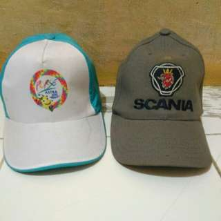 Topi Scania + Topi Porse Astra