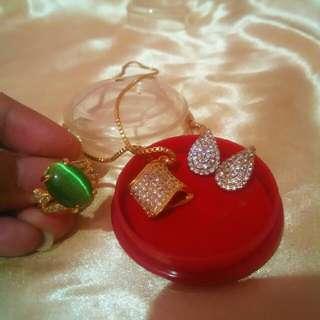 Perhiasan Xuping Set