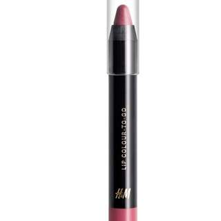 H&M lip colour-to-go