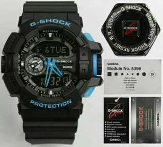 Jam tangan g shock ga 400 bm