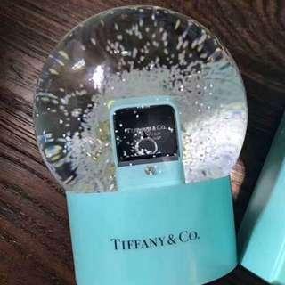 Tiffany&co水晶球