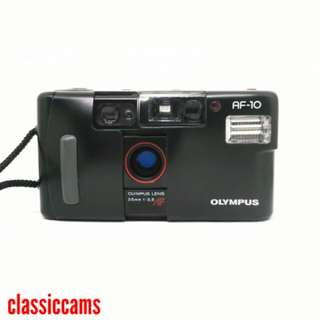 Olympus AF-10 35mm Film Camera