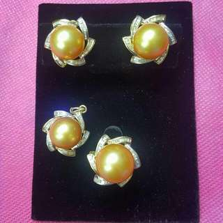 Authentic South Sea Pearls from Palawan