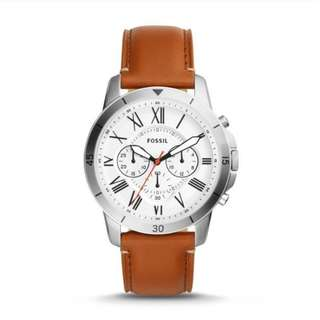 Fossil men's watch FS5343