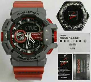 Jam tangan g shock bm ga 400