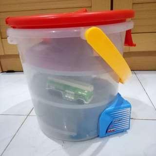 Tomica Spiral Bucket 457817