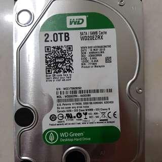 Western Digital Green 2TB