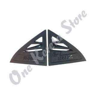 door visor & triangle cover for IRIZ
