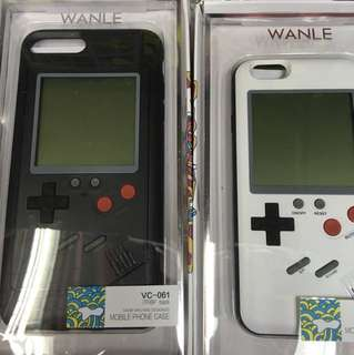 Game boy手機殼 iPhone 6.iphone 6plus.iphone 7.8 iphone 7plus 8plus
