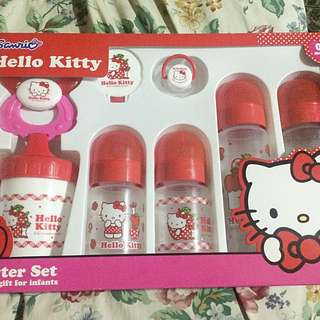 Hello Kitty Bottle Set | Brand New