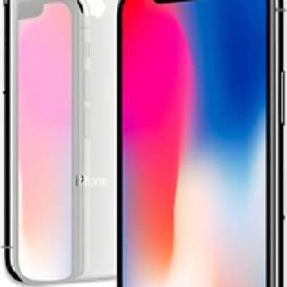 iPhone X  64G 全新品(購自澳門豐澤電器)台灣保固一年