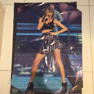 A1 TAYLOR SWIFT 1989 POSTERS