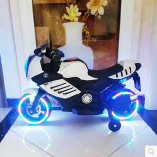 Motorcycle toy car