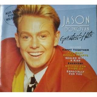 JASON DONOVAN GREATEST HITS
