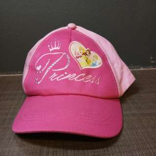 Princess Cap for Girls
