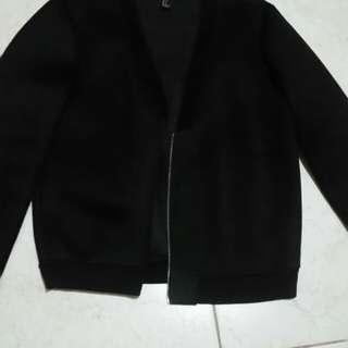 Forever21 bomber jacket (mesh type)