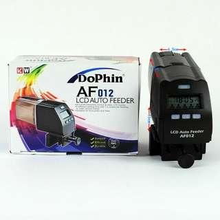 Aquarium auto feeder digital Dophin AF012 LCD Auto Feeder