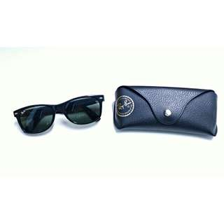 RAYBAN 太陽眼鏡 Sun Glasses 100% Real 90% New MADE in ITALY