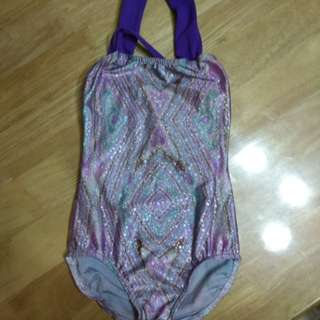 Shiny girls swimsuit.  Repriced!!!
