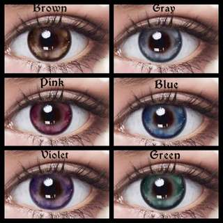 Sweety Galaxy Contact Lens