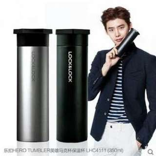 New Lock & Lock Hero Tumblers 350ml
