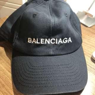balenciaga帽