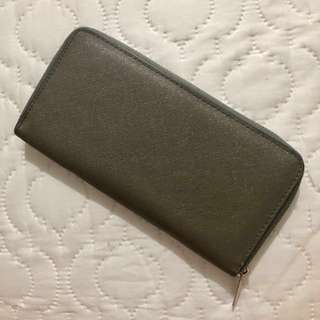 Cotton On Navy Green Wallet