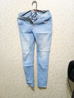 Jeans biru