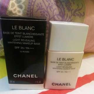 CHANEL Makeup Base 10 Rosee