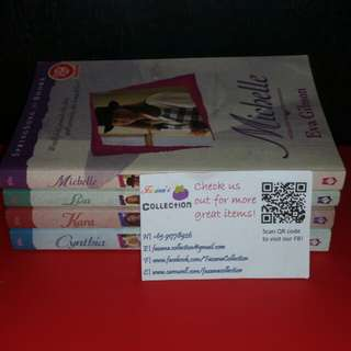 Assorted Spring Song Books