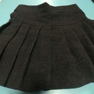 🚚 絨毛褲裙