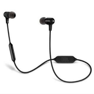 Wireless Earphones JBL E25BT