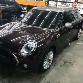 Sambung bayar mini cooper country man