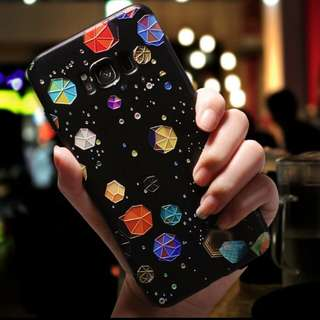 IPhone & Samsung手機殼韓國個性創意男女款
