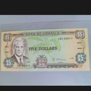 牙買加銀行 5