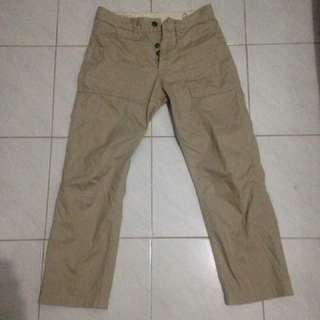 Jual fatigue khakis elhaus