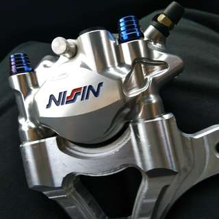Thailand make CNC 2 pot with Nissin lettering, super quality.