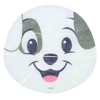 Japan Disneystore Disney Store 101 Dalmatians Dog Face Mask