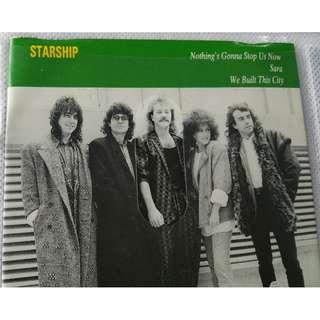 STARSHIP SINGLES 3 TRACKS