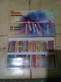 Pentel Crayon 49 Stick